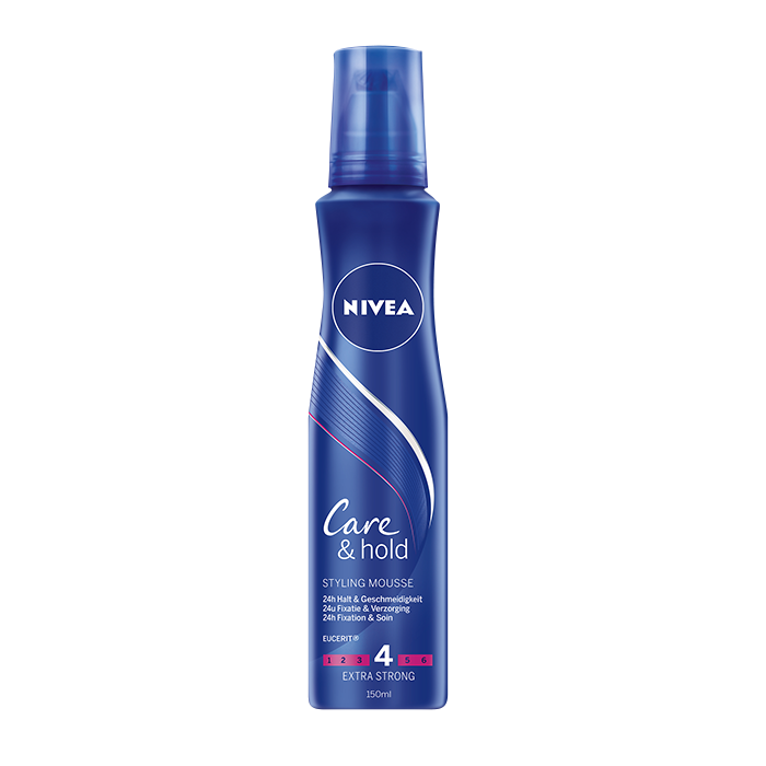 NIVEA Styling Mousse Care & Hold